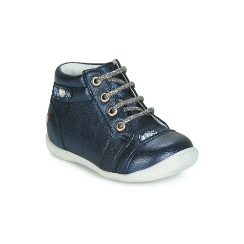 Shoes Girl Hi top trainers GBB NICOLE Marine