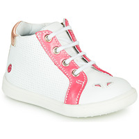 Shoes Girl Hi top trainers GBB FAMIA White