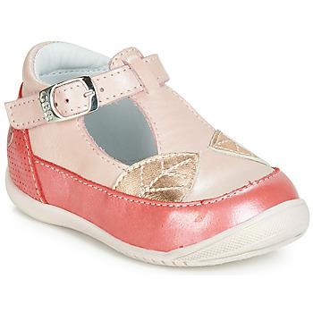 Shoes Girl Flat shoes GBB PAKITA Pink