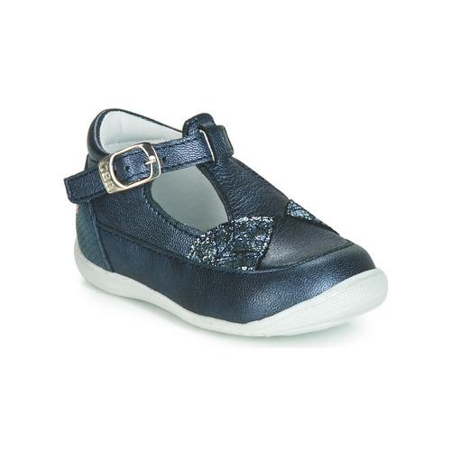 Shoes Girl Flat shoes GBB PAKITA Blue
