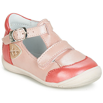 Shoes Girl Flat shoes GBB ZENNIA Pink