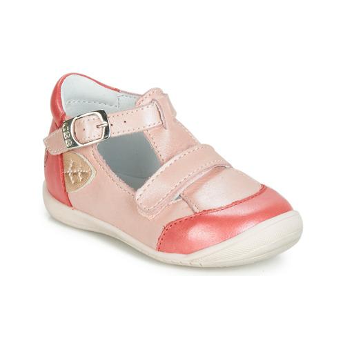 Shoes Girl Flat shoes GBB ZENNIA Pink