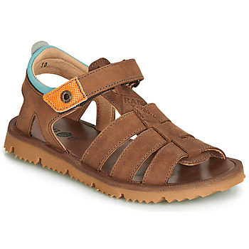 Shoes Boy Sandals GBB PATHE Brown