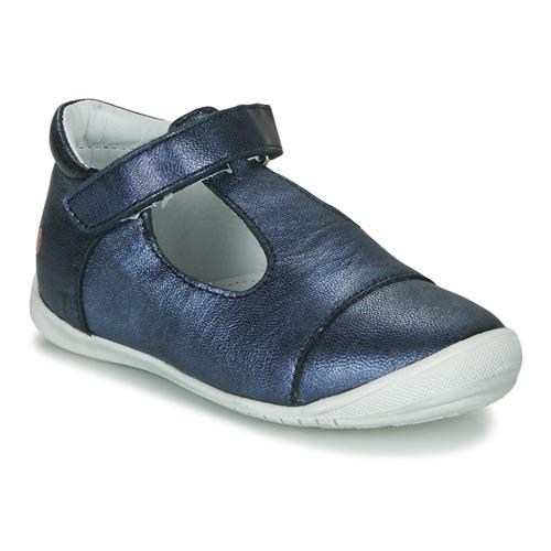 Shoes Girl Flat shoes GBB MERCA Blue