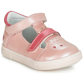 Shoes Girl Flat shoes GBB ARAMA Pink