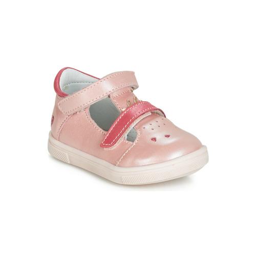 Shoes Girl Flat shoes GBB ARAMA Pink
