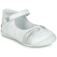 Shoes Girl Flat shoes GBB MALLA White