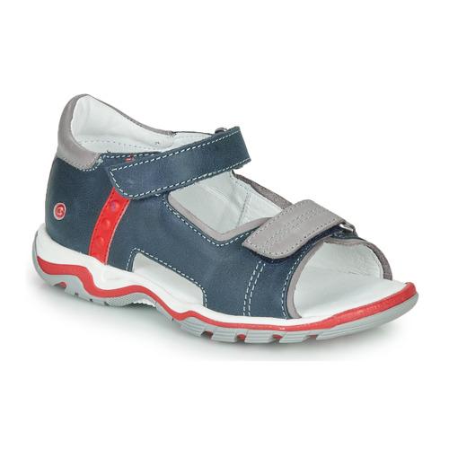 Shoes Boy Sandals GBB PARMO Blue