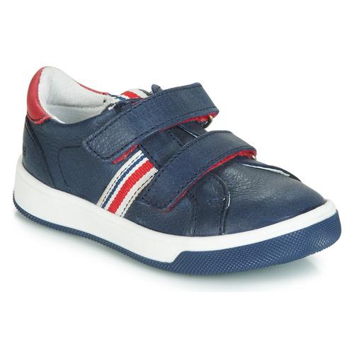 Shoes Boy Low top trainers GBB NEVIS Blue