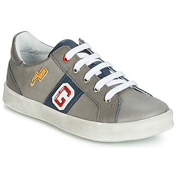 Shoes Boy Low top trainers GBB URSUL Grey