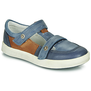 Shoes Boy Low top trainers GBB VARNO Blue