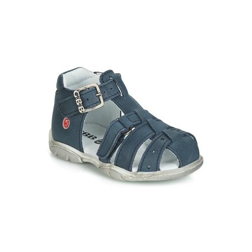 Shoes Boy Sandals GBB ARIGO Marine