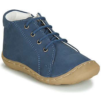 Shoes Boy Hi top trainers GBB FREDDO Blue