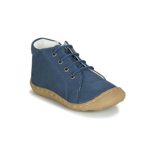 Shoes Boy Hi top trainers GBB FREDDO Blue