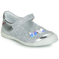 Shoes Girl Flat shoes GBB SACHIKO Silver