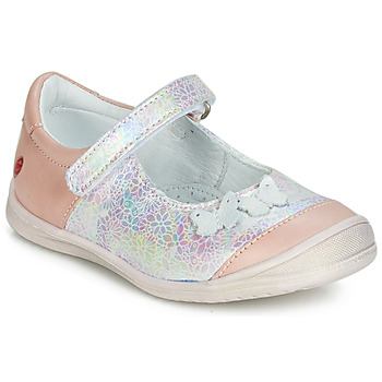 Shoes Girl Flat shoes GBB SACHIKO Pink
