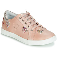 Shoes Girl Low top trainers GBB ASTOLA Pink