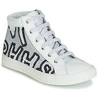 Shoes Girl Hi top trainers GBB MARTA White