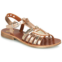 Shoes Girl Sandals GBB FANNI Bronze