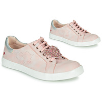 Shoes Girl Low top trainers GBB MUTA Pink