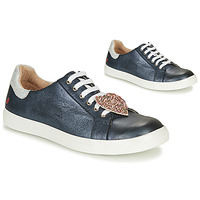 Shoes Girl Low top trainers GBB MUTA Blue