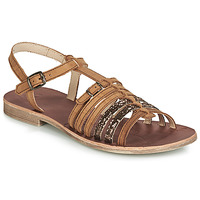 Shoes Girl Sandals GBB BANGKOK Brown