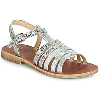 Shoes Girl Sandals GBB BANGKOK Silver