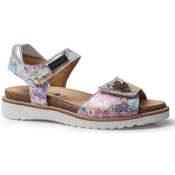 Shoes Women Sandals Calzamedi SANDALS  EURIA MULTICOLORED