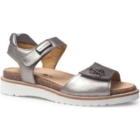 Shoes Women Sandals Calzamedi SANDALS  EURIA SILVER