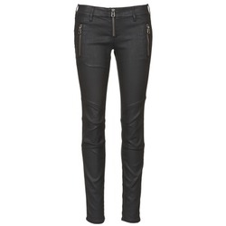 Clothing Women slim jeans Replay ROLETTE Black