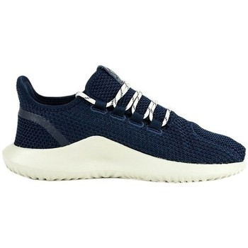 Shoes Children Low top trainers adidas Originals Tubular Shadow J Navy blue