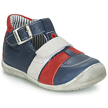 Shoes Boy Sandals Catimini TIMOR Marine / Red