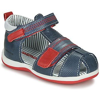 Shoes Boy Sandals Catimini BALIMO Vts / Marine