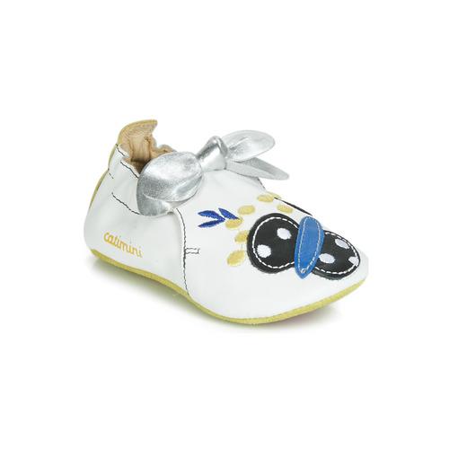 Shoes Girl Slippers Catimini CATIVA White
