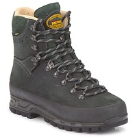 Shoes Men Walking shoes Meindl ISLAND MFS ACTIVE ANTHRACITE / Green