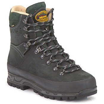 Shoes Men Walking shoes Meindl ISLAND Anthracite / Green