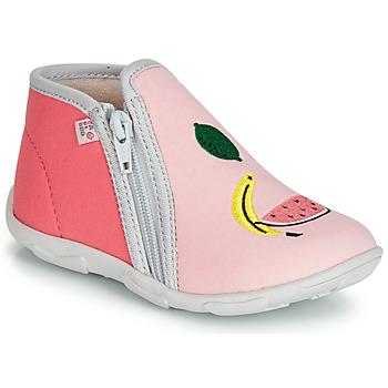 Shoes Girl Slippers GBB FERNANDA Pink