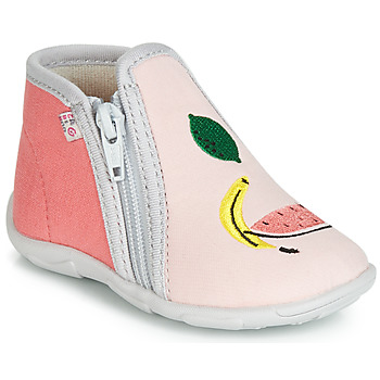 Shoes Girl Slippers GBB FERNANDA Pink