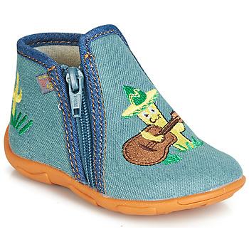 Shoes Boy Slippers GBB FERNANDO Blue