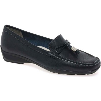 Shoes Women Loafers Maria Lya Toggle Womens Casual Shoes blue
