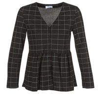 Clothing Women Tops / Blouses Betty London JILIU Black