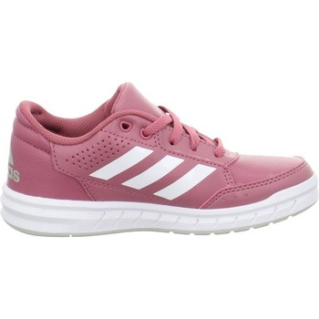 Shoes Children Low top trainers adidas Originals Low Altasport K Pink