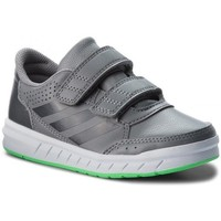 Shoes Children Low top trainers adidas Originals Altasport CF K Grey