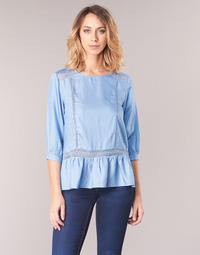 Clothing Women Tops / Blouses Betty London KOCLE Blue