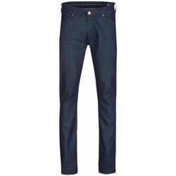 Clothing Men Slim jeans Wrangler Larston W18S6274J navy
