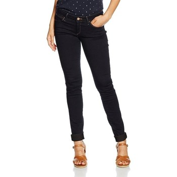 Clothing Women Skinny jeans Wrangler Courtney Skinny W23SBV79B navy
