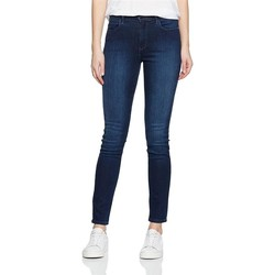 Clothing Women Skinny jeans Wrangler ® High Skinny Subtle Blue 27HX786N blue