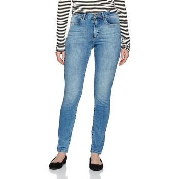 Clothing Women Skinny jeans Wrangler ® High Rise Skinny 27HX794O blue