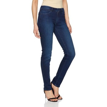 Clothing Women Skinny jeans Wrangler ® Slim Subtle Blue 28LX786N blue