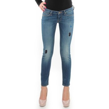 Clothing Women Skinny jeans Lee Lynn Skinny L357DNXA blue